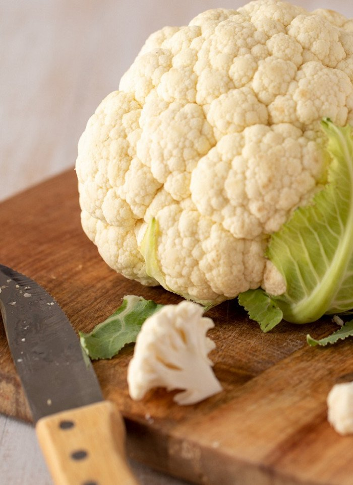Sweet and Spicy Cauliflower