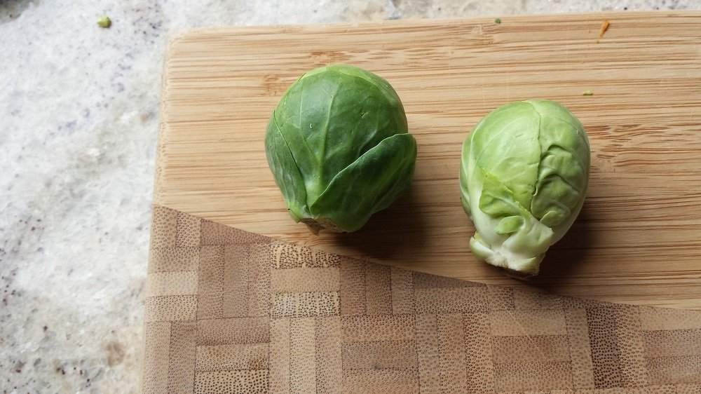 brussels sprouts recipe, gluten free chef, cooking lessons