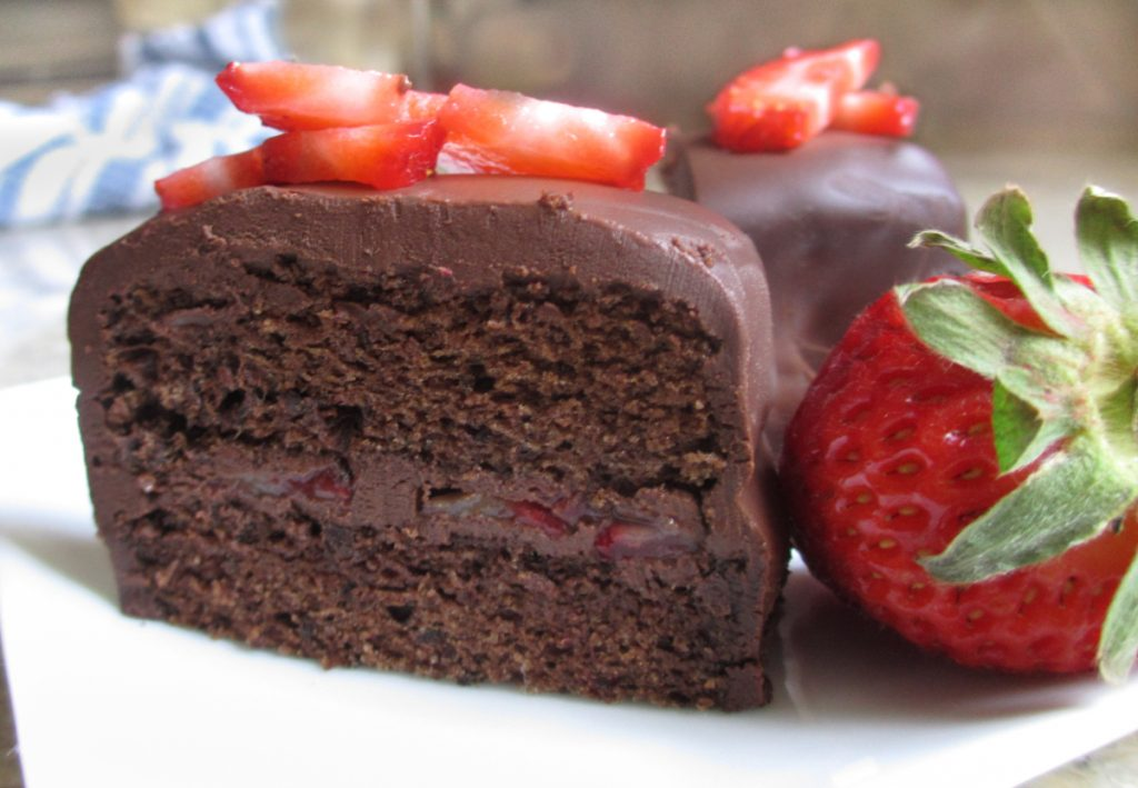 gluten free chocolate cake, recipe, cooking lessons