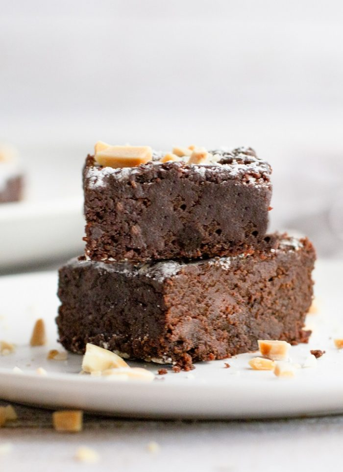 Gluten-Free Fudge Brownies (Dairy Free)