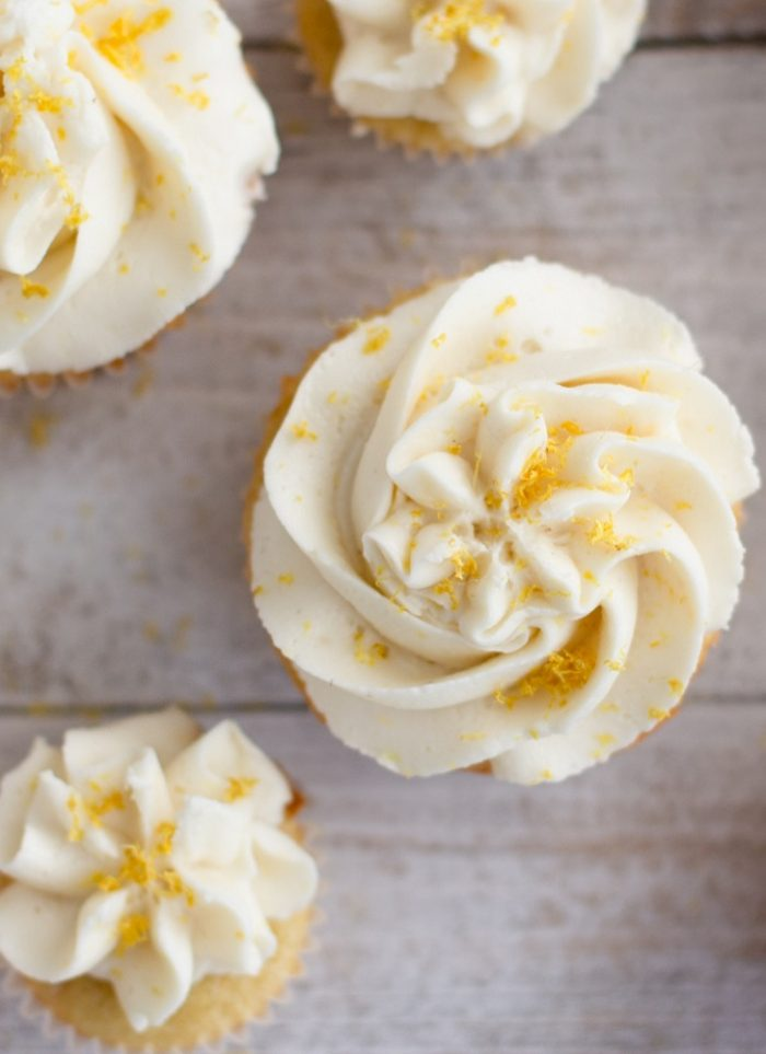 Gluten-Free Ginger Cupcakes