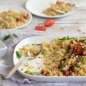 quinoa recipe, cooking lessons, gluten free chef