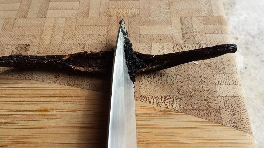 how to get seeds from vanilla bean, gluten free recipe, cooking tips