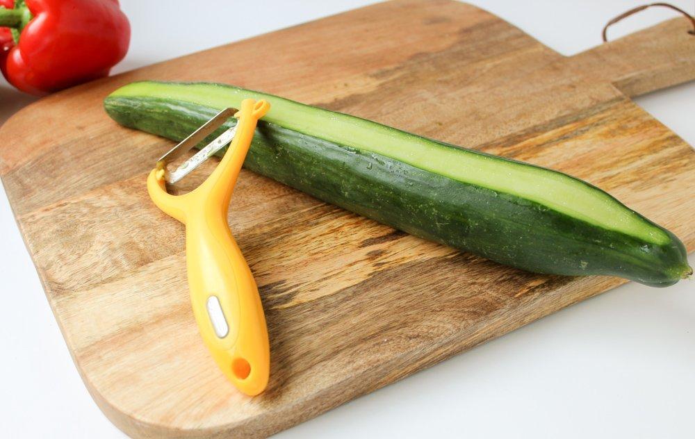spring rolls, gluten free recipe, cucumber