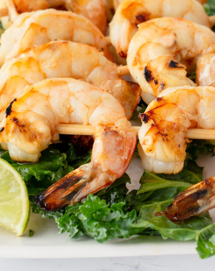 Chili-Lime Shrimp