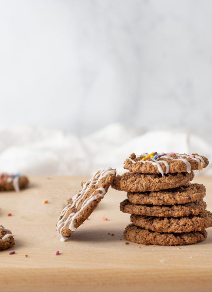 Cinnamon Mesquite Cookies (Gluten-Free)