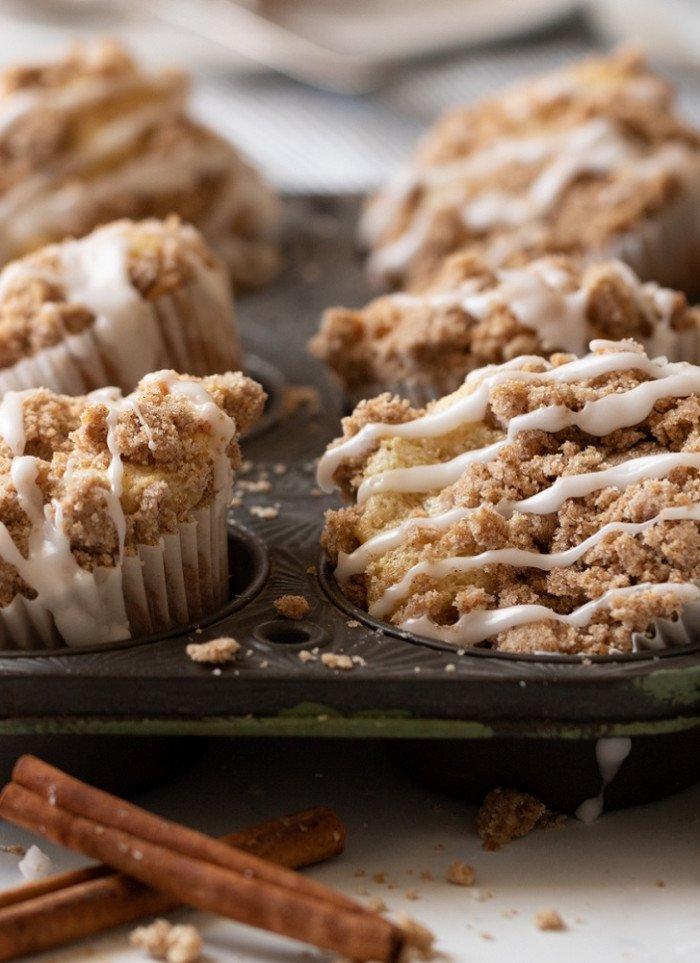 12 Recipes using King Arthur Gluten-Free Flour