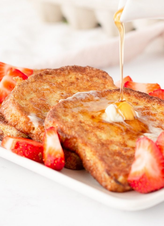 How to Make Crispy French Toast Stovetop