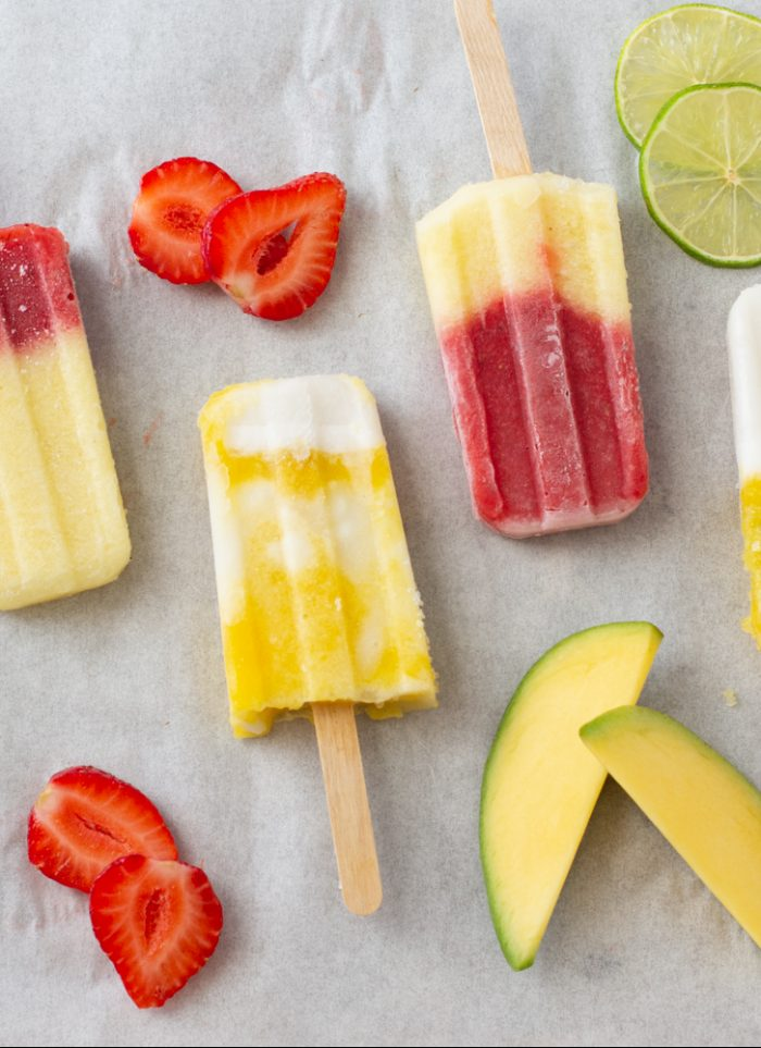 Whole Fruit Pops