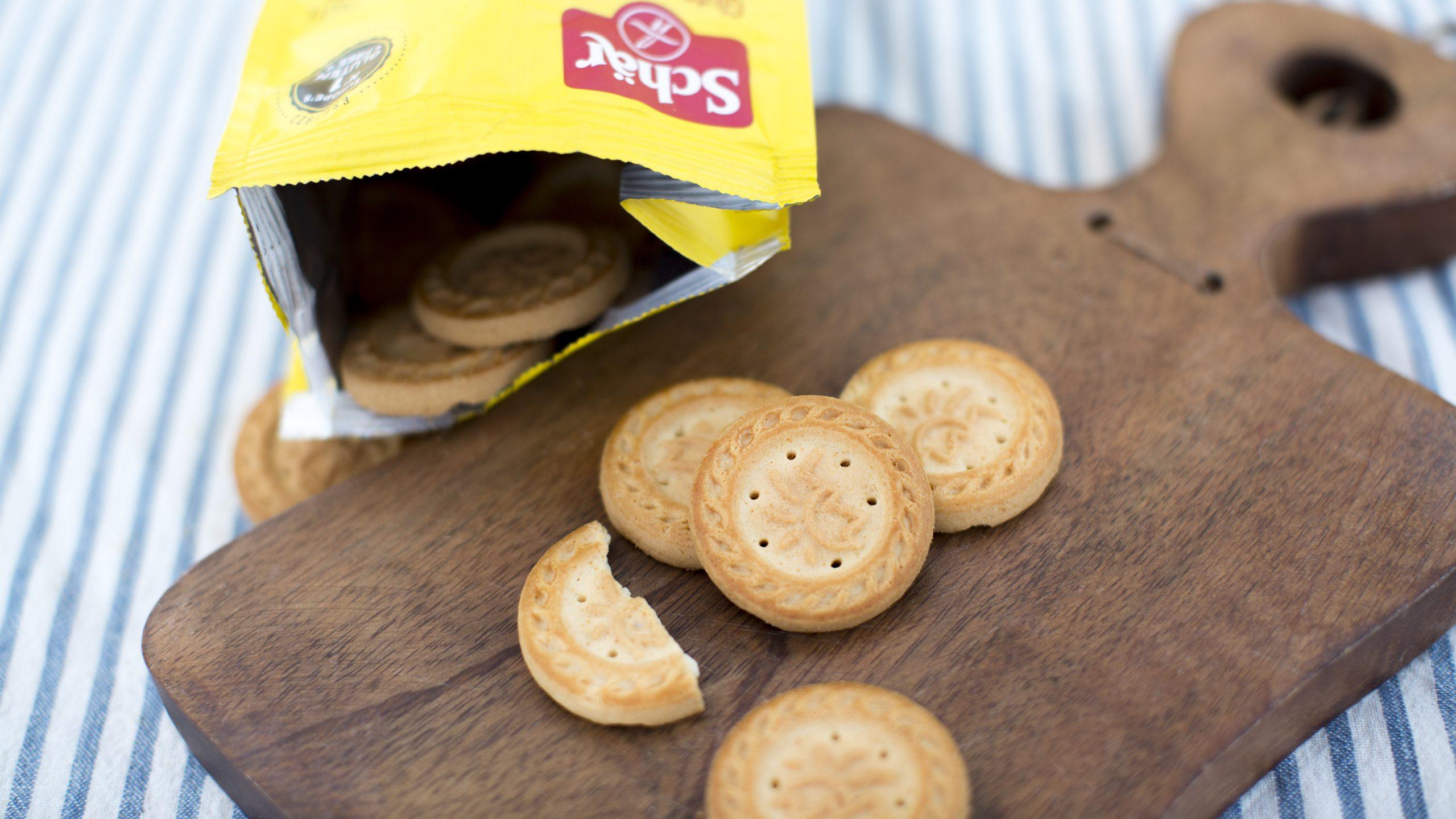 Gluten Free Shortbread Cookies - Sch�r