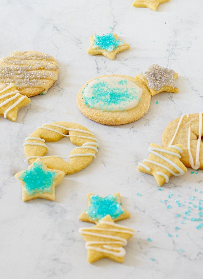 No-Spread Gluten-Free Cut Out Cookies