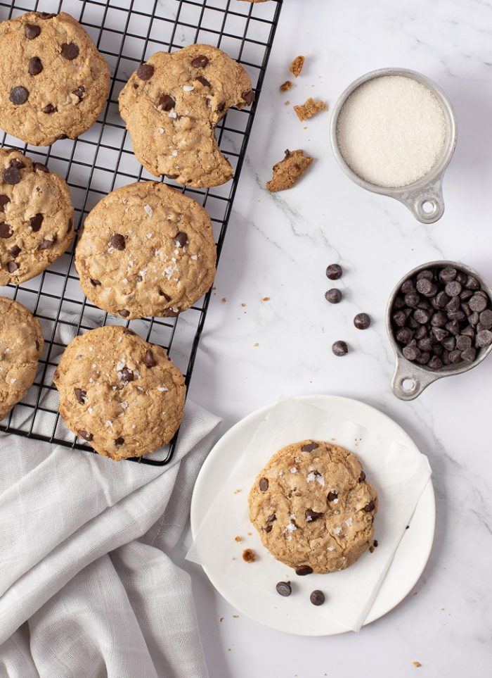 Vegan Gluten-Free Chocolate Chip Cookie Recipe