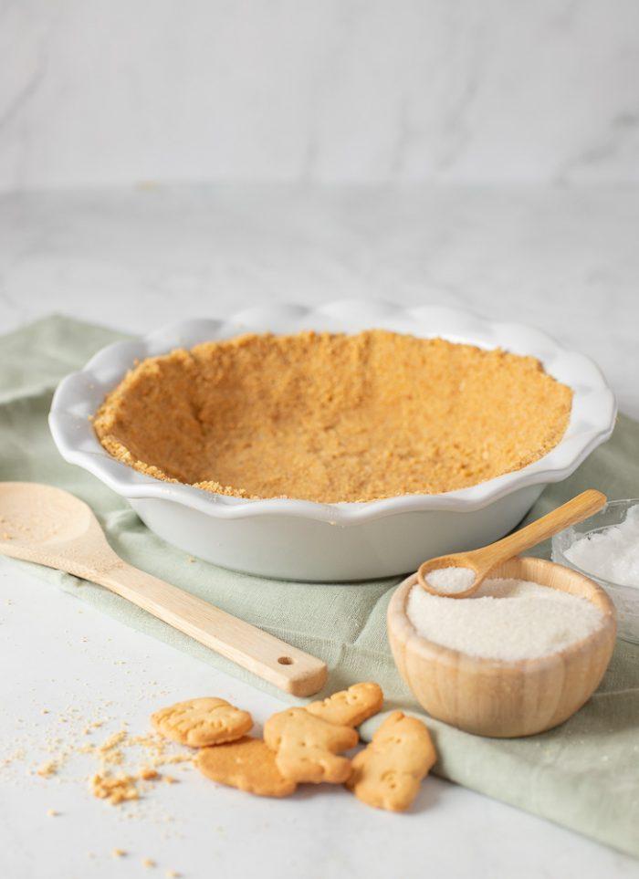 Easy Gluten-Free Pie Crust (Dairy-Free)