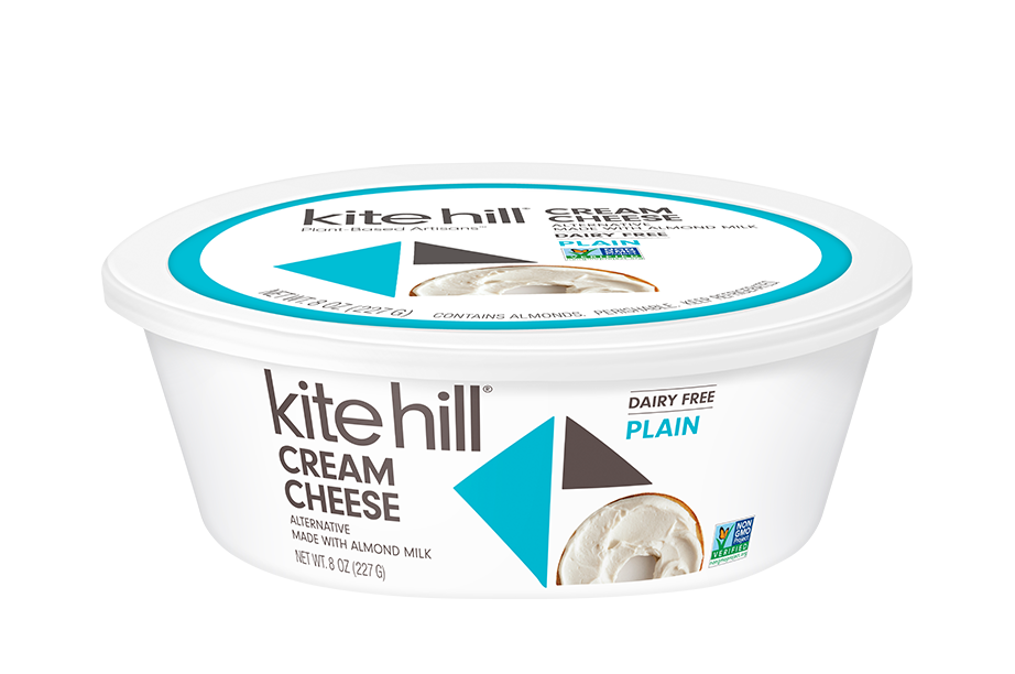 Dairy Free Cream Cheese Alternative