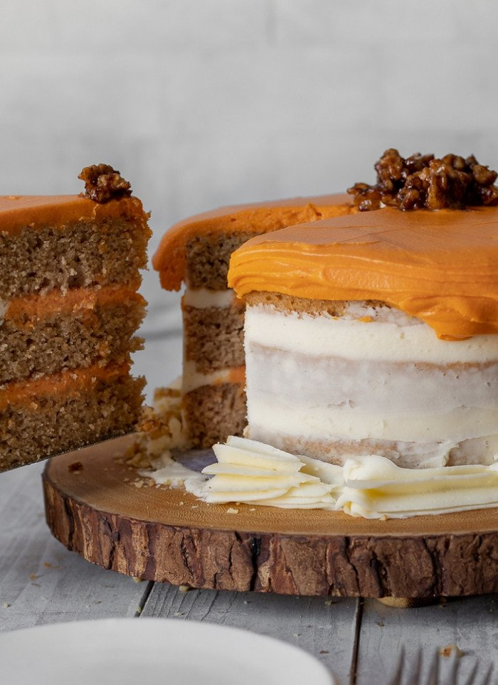 Gluten-Free Spice Cake (Dairy-Free)