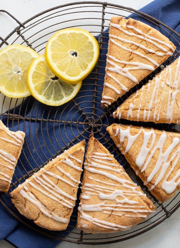 Gluten-Free Lemonade Scones