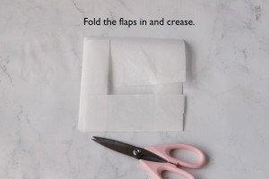 parchment paper liner for square pan