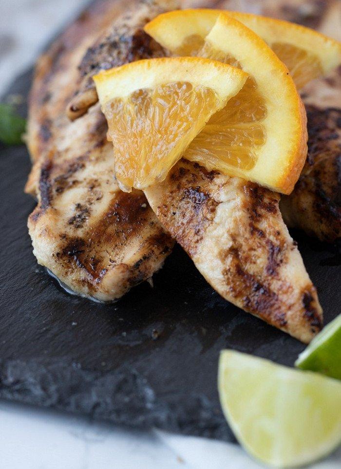 Easy Orange Marinade for Chicken