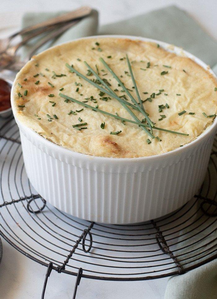 Gluten-Free Shepherd's Pie with Creamed Corn